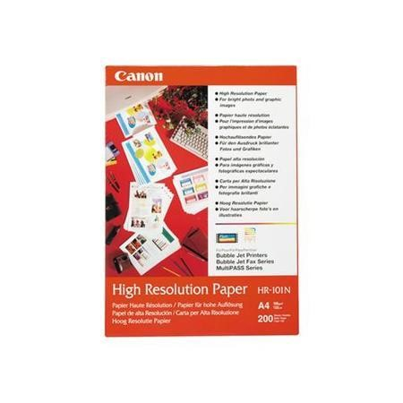 Canon HR 101 - plain paper - 50 sheet(s)
