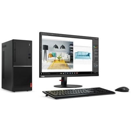 Lenovo V520 Core i3-7100 4GB 1TB GeForce GT 730 2GB Windows 10 Home Desktop PC