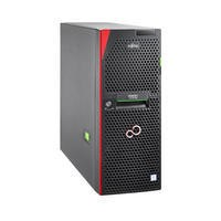 Fujitsu PRIMERGY TX1330 M2 Intel Xeon E3-1220v5 3.00 GHz 8GB Quad-Core Tower Server