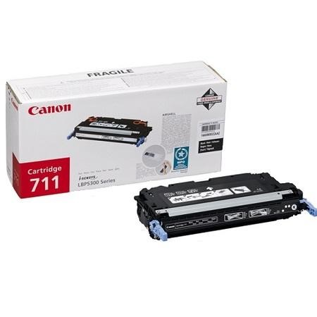 Canon 711 - Toner cartridge - 1 x black - 6000 pages