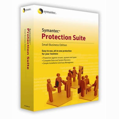 Symantec Protection Suite Small Business Edition 3.0 BNDL VER UG LIC BASIC 12 Months Express BAND B