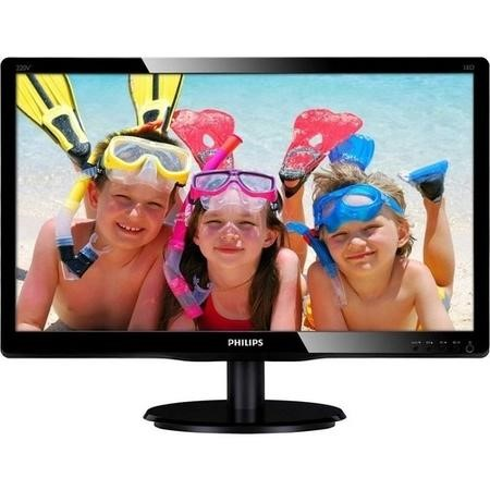"Philips 220V4LSB/00 22"" HD Ready Monitor"