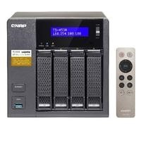 QNAP TS-453A-4G 12TB 4 x 3TB Seagate Ironwolf 4 Bay NAS Unit with 4GB RAM