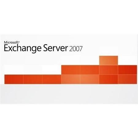 Microsoft Exchange Server - Licence & Software assurance   1 user Cal
