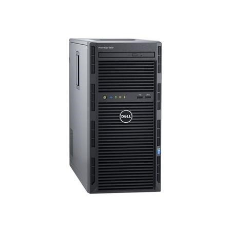 Dell PowerEdge T130  Xeon E3-1220V6 - 3GHz 1TB Tower Server