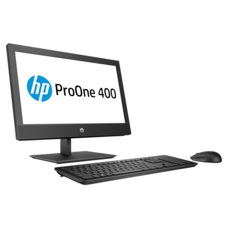 HP ProOne 400 G3 Core i5-7500 4GB 256GB SSD 20