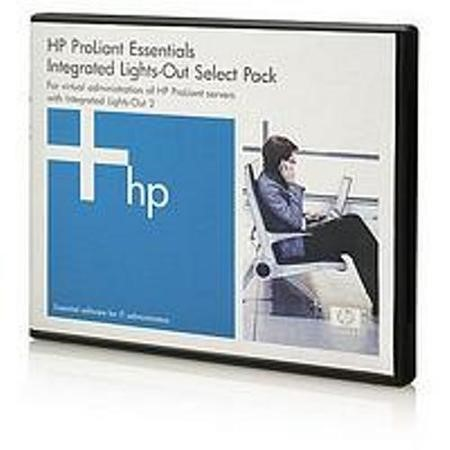 HP ProLiant Essentials Lights Out 100i Select Pack Flexible License - licence