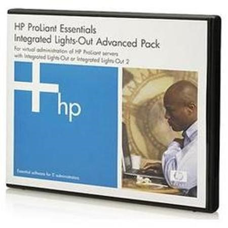 HPE Integrated Lights-Out Advanced Pack - licence