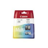 Canon PG-540 / CL-541 Multipack - Print cartridge - 1 x black, colour (cyan, magenta, yellow)