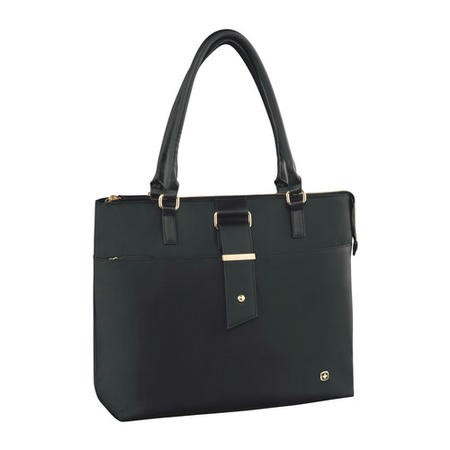 "Wenger 15.6"" Black Laptop Bag"