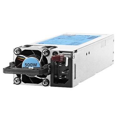 Computer Hardware HPE 500W Flex Slot Platinum Hot Plug Power Supply Kit