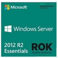 HPE ProLiant Windows Server 2012 R2 Essentials Multi-Lingual 2 CPU OEM ROK