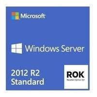 HPE Proliant Windows Server 2012 R2 Standard Multi-Lingual 2 CPU OEM DVD-ROM ROK
