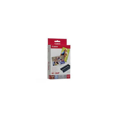 Canon KC 36IP - print cartridge / paper kit