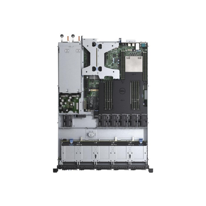 Dell R430 Specs: Dell J98GF PowerEdge R710 T610 570W PSU Power
