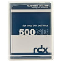 Tandberg Data RDX Cardrige 500/1000 GB