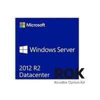HPE ProLiant Windows Server 2012 R2 Datacentre with Reassignment Rights English ROK