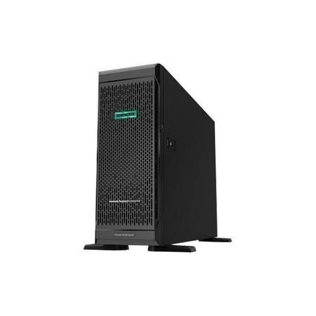 "HPE-Proliant ML350-Gen 10-Xeon Bronze 3104 1.7 GHz-8GB-No HDD 3.5"" Non Hot-Swap SATA-Tower Server"