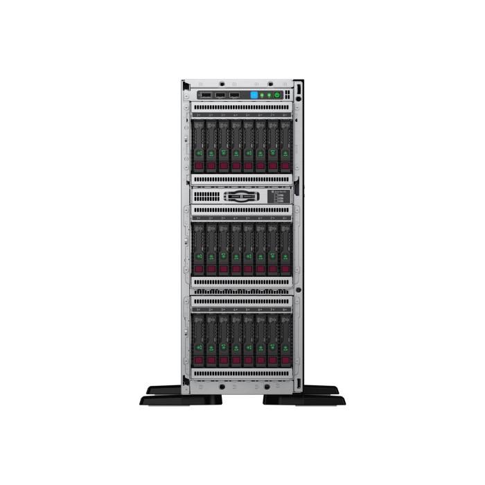HPE ML350 Gen10 Xeon Silver 4110 - 2 1 GHz 16GB No HDD Hot-Swap 2 5