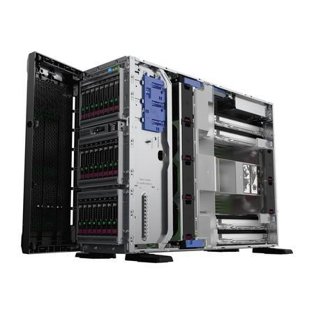 "HPE ML350 Gen10 Xeon Silver 4110 - 2.1 GHz 16GB No HDD Hot-Swap 2.5"" - Tower Server"