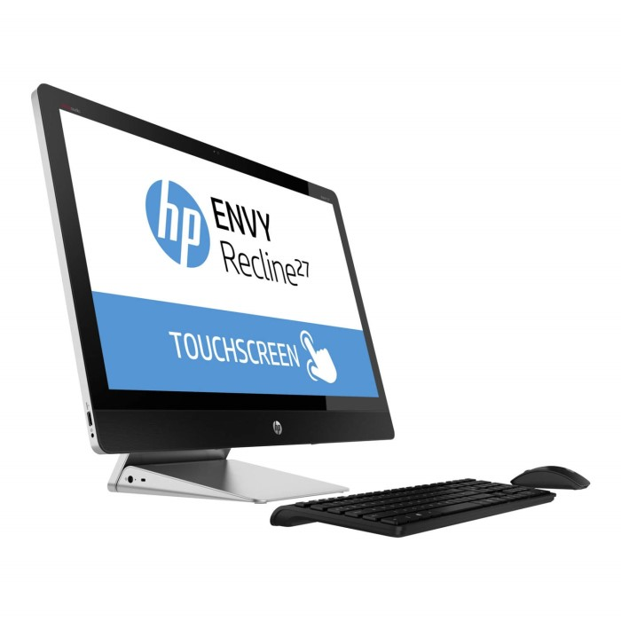 Refurbished Grade A1 HP ENVY 27-k470na Core i7 16GB 2TB 27 inch Touchscreen  All In One Desktop PC