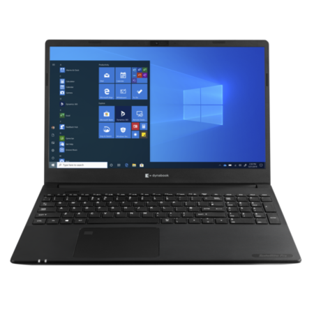 Toshiba Dynabook Satellite Pro L50-G-132 Core i5-10210U 8GB 256GB SSD 15.6 Inch Windows 10 Pro Laptop