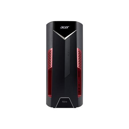 Refurbished Acer Nitro N50-600-28 Core i3-8100 8GB 1TB GeForce GTX 1050 Gaming PC