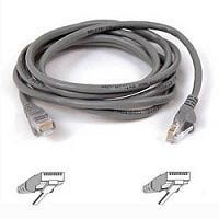 Belkin Cat5 Assembled Grey 3m Patch Cable