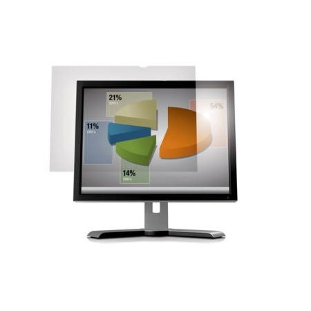 3M Frameless Anti-Glare Desktop Monitor Filter 17""