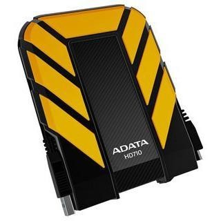 "A-DATA 2.5"" 1TB Waterproof/Shock-Resistant External USB 3.0 Portable Hard Drive - Yellow"