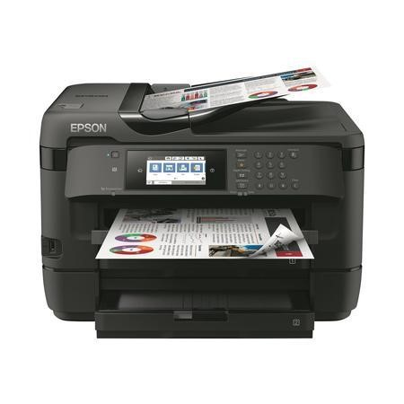 Epson WorkForce 7720DTWF A3+ All In One Colour Inkjet Printer