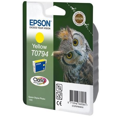 Epson T0794 - print cartridge