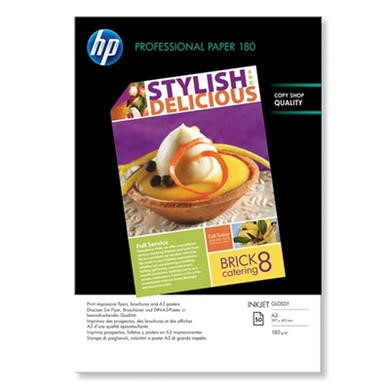 HP Professional - glossy paper - 50 sheets