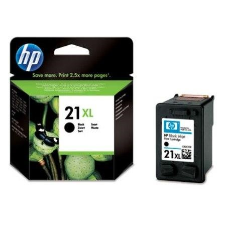 HP 21XL Black Ink Cartridge