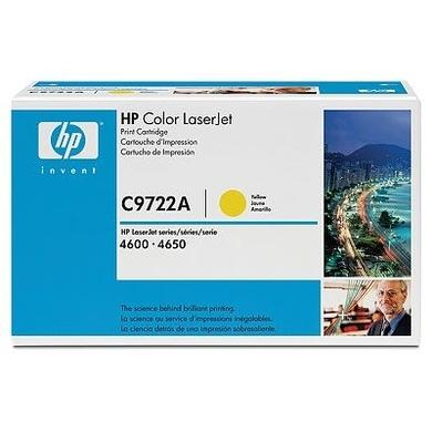 HP 1 x Yellow Toner Cartridge - 8000 Pages