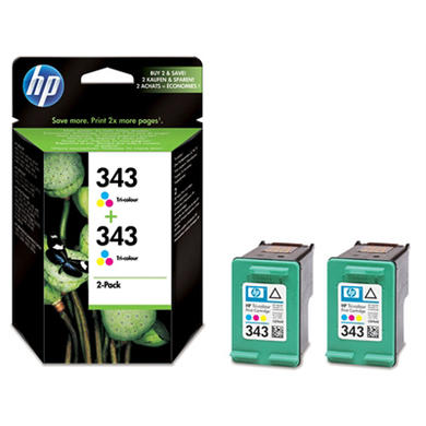 HP 343 - print cartridge