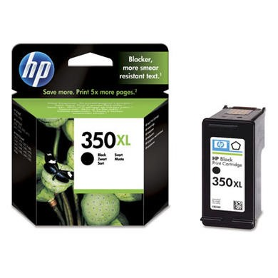 HP 350XL - print cartridge