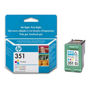 HP 351 - print cartridge