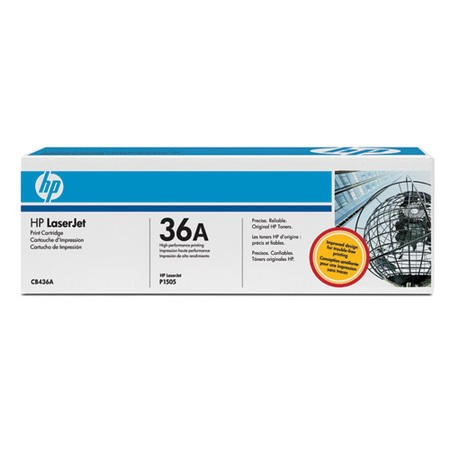 HP 36A - toner cartridge