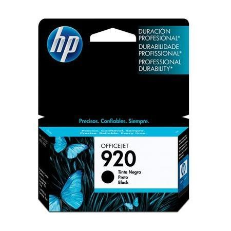 HP 920 - Print cartridge - 1 x black
