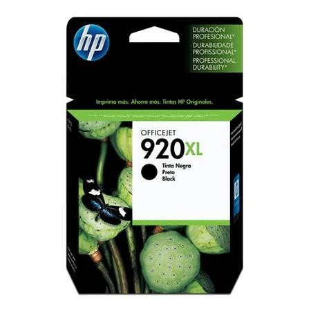 HP 920XL - Print cartridge - High Capacity - 1 x black - 1200 pages