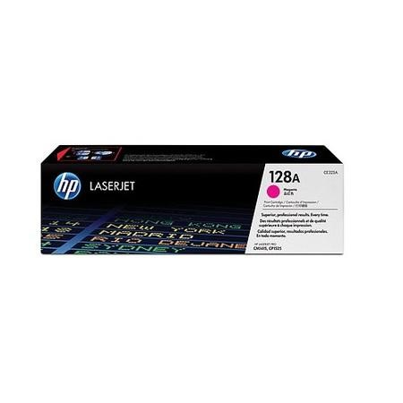 HP 128A Magenta LaserJet Toner Cartridge