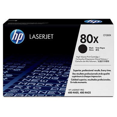 HP CF280X Black LJ Toner
