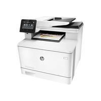 HP Color LaserJet Pro MFP M477fdw - Multifunction printer - colour - laser - Legal 216 x 356 mm original - A4/Legal media - up to 27 ppm copying - up to 27 ppm printing -