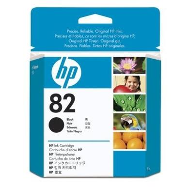 HP 82 - Print cartridge - 1 x black