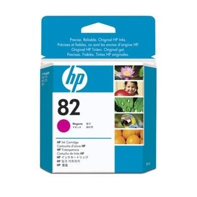 HP 82 - Print cartridge - 1 x magenta