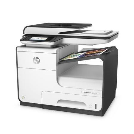 Hewlett Packard HP PageWide Pro 477dw - Multifunction printer - colour - ink-jet - Legal 216 x 356 mm original - A4/Legal media - up to 55 ppm copying - up to 55 ppm printing - 500 sheet