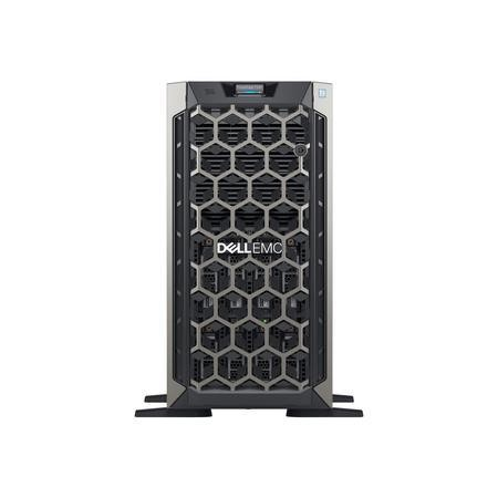 Dell EMC PowerEdge T340 Xeon E-2124 - 3.3GHz 8GB 1TB - Tower Server