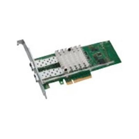 Intel Ethernet Server Adapter X520-DA2 - Network adapter - PCI Express 2.0 x8 low profile - 10 Gigab