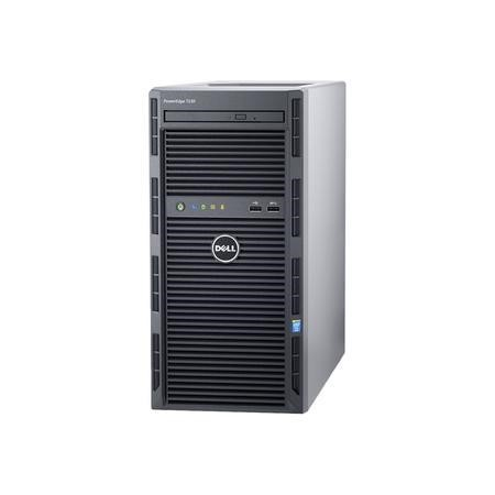 Dell Poweredge T130 Xeon E3-1220v6 3.0 GHz - 8GB - 2 x 1TB HDD - Tower Server